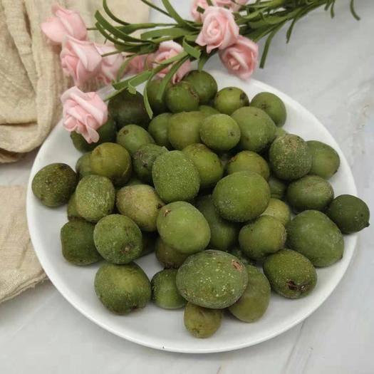 黑龙江省哈尔滨市尚志市北陆蓝莓 野生软枣子速冻果