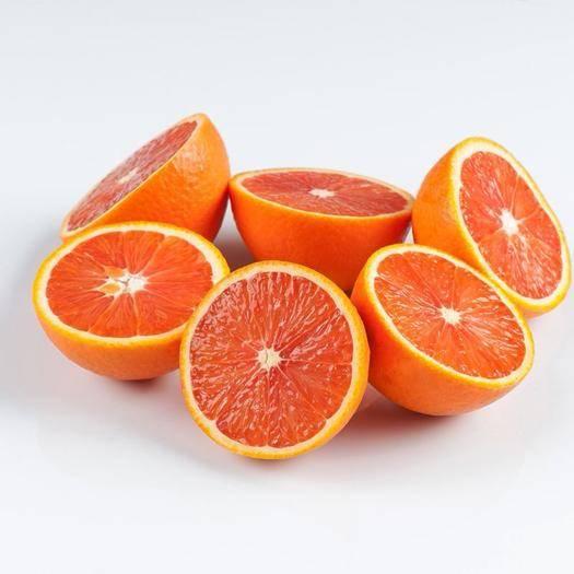 湖北省宜昌市秭歸縣 中華紅橙5斤裝中果包郵