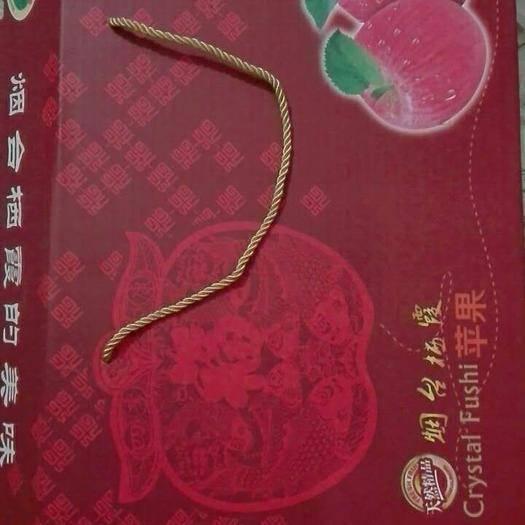 山東省煙臺市棲霞市棲霞蘋果 85mm以上 條紅 紙袋
