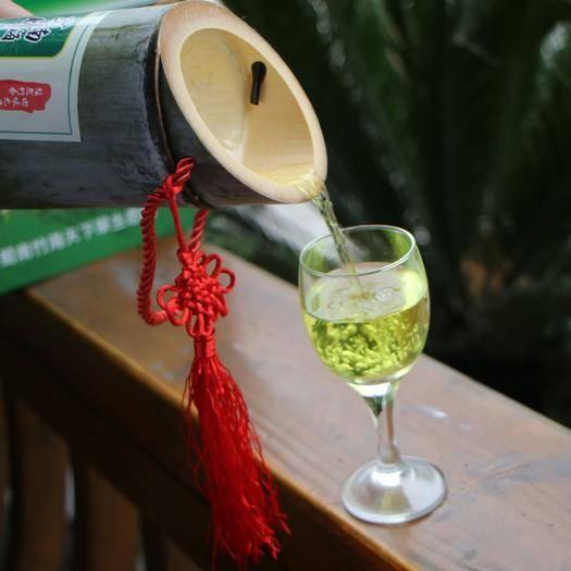 四川省宜賓市長寧縣葡萄酒  40-49度 正宗葡萄竹筒酒五年期