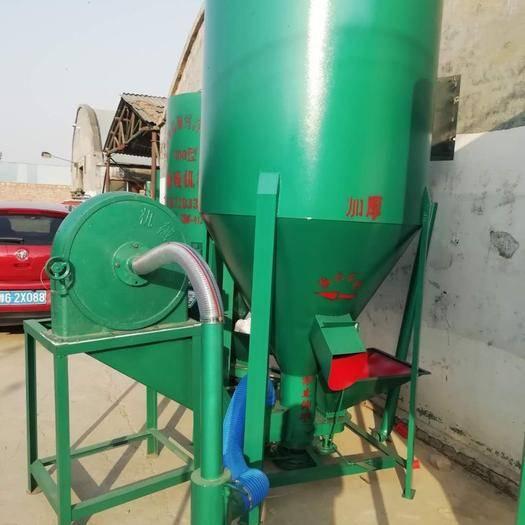 河南省新鄉市衛輝市飼料攪拌機 家用攪拌機,兩相電就能用