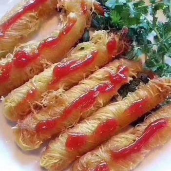 面线虾  6-12个月 99元==6包