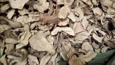河北省石家莊市鹿泉區老姜片  12-18個月 散裝 大個南姜片
