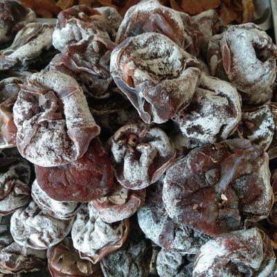 河北省保定市滿城縣農家柿餅 散裝