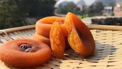 廣西壯族自治區桂林市平樂縣恭城柿餅  散裝 支持一件代發