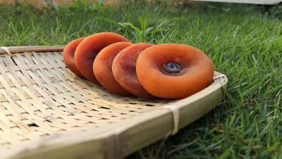 廣西壯族自治區桂林市平樂縣農家柿餅 散裝
