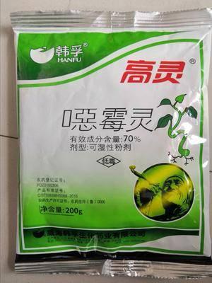 河南省鄭州市金水區惡霉靈  可濕性粉劑 袋裝 70%韓孚高靈200克甜菜立枯