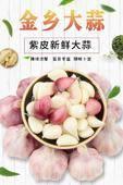 金鄉大蒜 自家種植綠色無公害 5斤裝