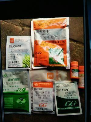河南省安陽市內黃縣植物生長調節劑 國光花生組合