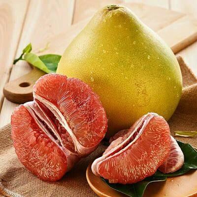 廣東省梅州市梅縣區紅心柚 正宗梅縣松口紅心蜜柚