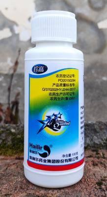 湖南省岳陽市華容縣 珍高10%聯苯蟲螨腈100克薊馬葉蟬青蟲