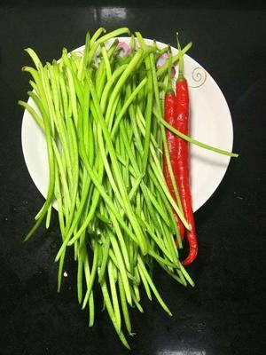 安徽省阜陽市太和縣 純手工鮮紅薯梗,純天然無公害食品