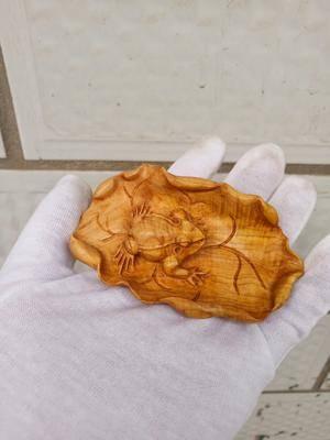 河南省安陽市龍安區手工木雕 巧雕手把件小擺件(一鳴驚人)