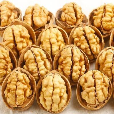 新疆維吾爾自治區烏魯木齊市烏魯木齊縣 新疆核桃5斤 185薄紙皮孕婦可選老樹核桃油多原味