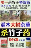 除草剂农药 1年不长草 杀竹子顽固杂草大树灌木防火坟地公路铁路工厂道路边