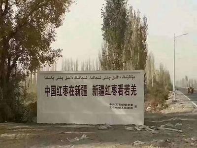 新疆維吾爾自治區巴音郭楞蒙古自治州庫爾勒市 新疆  若羌紅棗  我這還有50噸貨,若羌縣