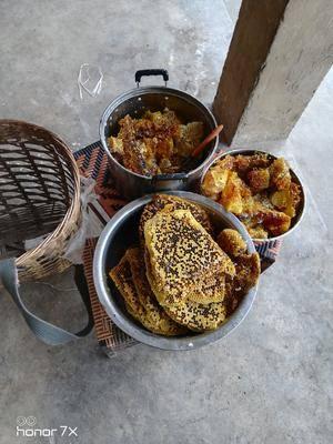 云南省保山市隆陽區野生蜂蜜 剛下山的純野生樹洞蜜。