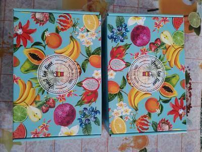 廣西壯族自治區南寧市上林縣水果茶 男女老少都喜歡喝