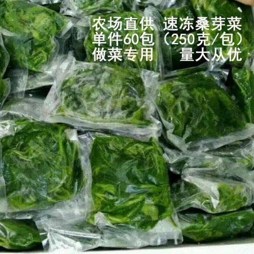 廣東省韶關市翁源縣速凍桑葉菜