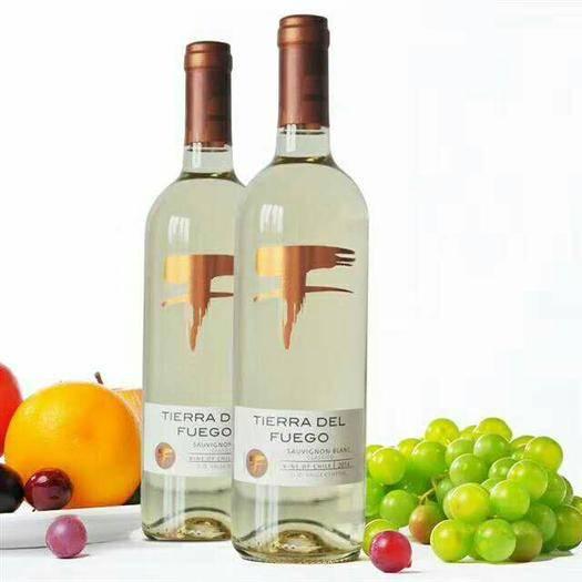 上海市嘉定區 智利火地島經典長相思干白葡萄酒原瓶原裝進口750ml/瓶