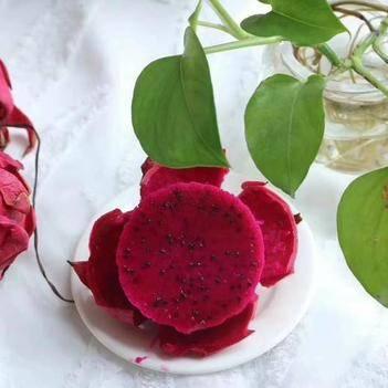 海南紅心火龍果金都1號紅肉火龍果當季新鮮水果皮薄多汁包甜包