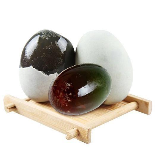 湖北省荊門市東寶區 20枚包郵無鉛松花皮蛋50-60g 農家自制皮蛋 松花蛋變蛋