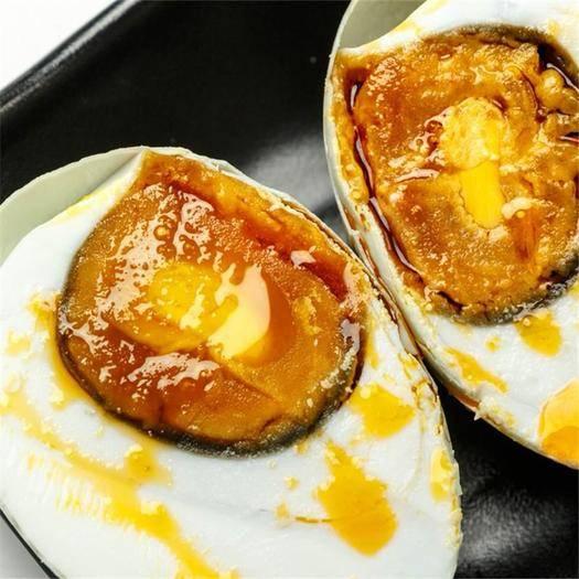 農家咸鴨蛋 安徽特產八里河咸鴨蛋紅心流油20枚快遞包裝一件代發