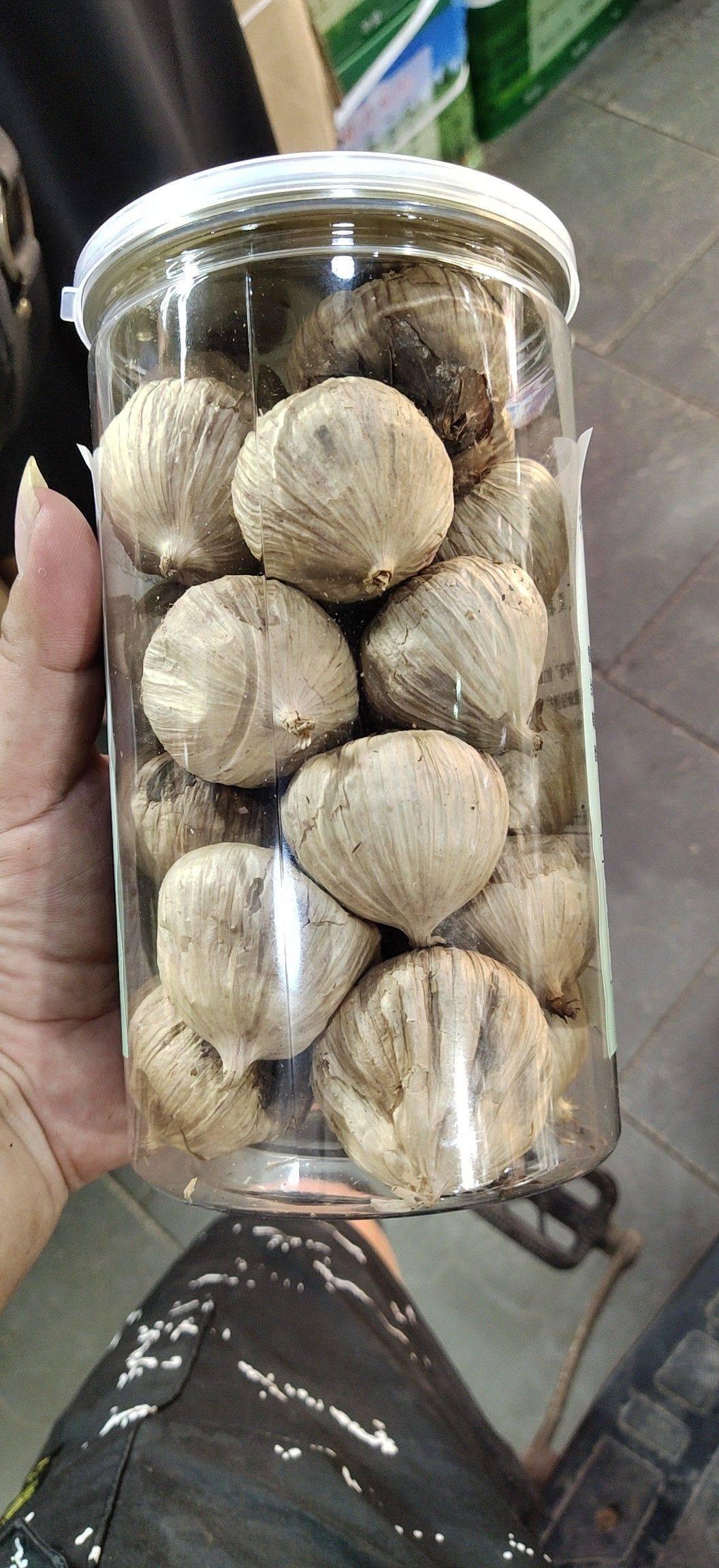 [黑蒜批发]黑蒜 5.56.0cm 独头价格24元/斤