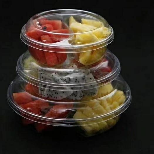 陕西省渭南市富平县透明盒 水果沙拉盒