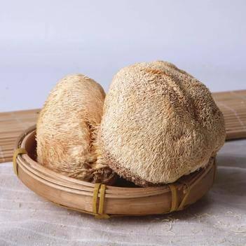 猴頭菇500g特產干貨農家新鮮生態食品無硫猴頭菇