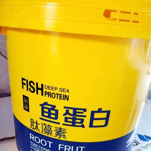 山东省潍坊市寿光市液体肥料 山东鱼蛋白肽藻素10kg/桶冲施液
