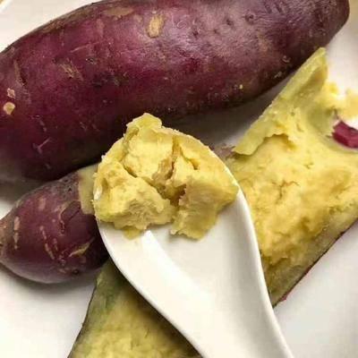 廣西壯族自治區防城港市港口區 越南板栗薯,純正進口貨。粉糯甘甜,美味雜糧。50斤包物流費