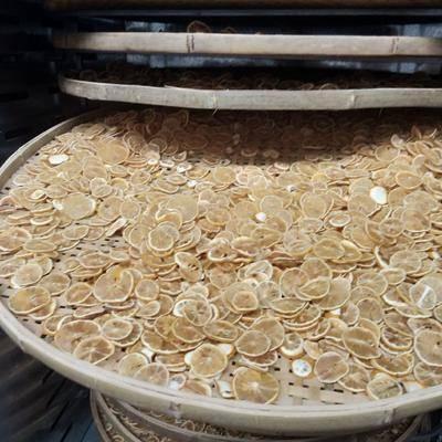 重慶萬州區干檸檬片