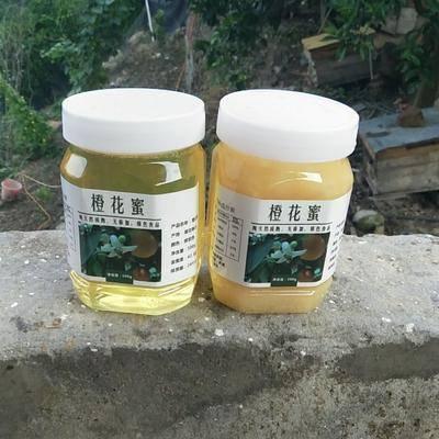 湖北省宜昌市秭歸縣 正宗秭歸橙花蜜,橙子蜜,橙花蜜  一種不多見的蜂蜜