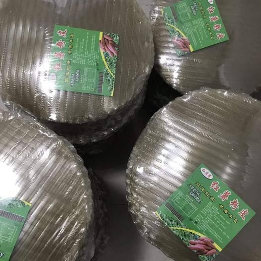 山東省菏澤市定陶縣 天然綠色純紅薯粉皮,淀粉0添加,健康千萬家。