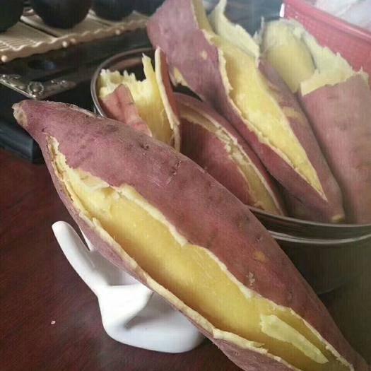 陜西省西安市周至縣 陜西板栗薯,現挖現,粉糯香甜,5斤新鮮包郵