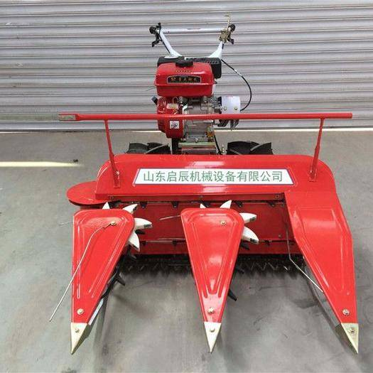 山东省德州市禹城市 割晒机一体机可以割小麦水稻黑麦草大豆等小型收割机