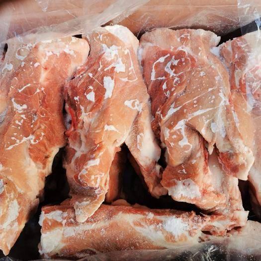 山东省临沂市兰山区猪肉类 带肉40%以上,大厂家产品,质量保证,价格低于厂家出售10吨