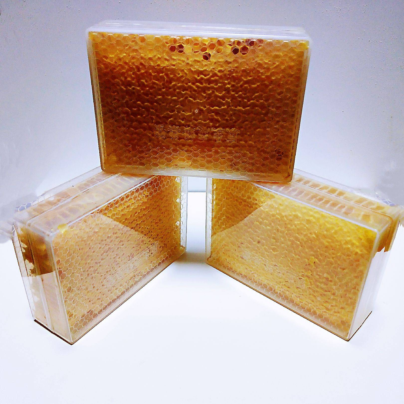 蜂巢蜜 500克 祖國西北角最后佳釀