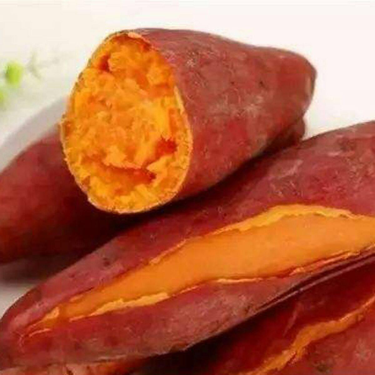 [蜜薯批发]红薯蜜薯5斤装地瓜红心薯新鲜蔬菜价格29元/箱