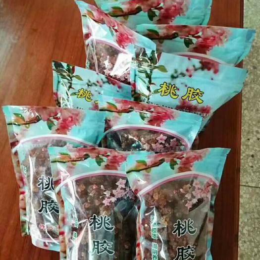廣東省河源市連平縣食用桃膠 6-12個月 袋裝