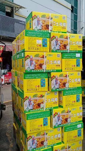 江苏省苏州市昆山市鸡精 厂家直供,有图有真相。线下月销过百吨,价格面议。
