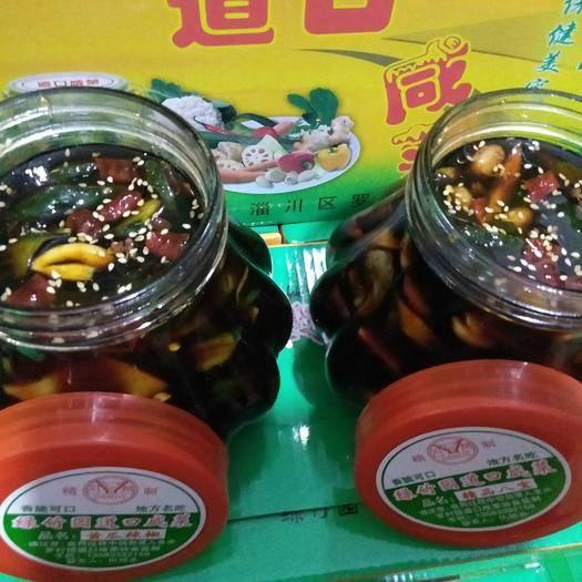 山东省淄博市淄川区 道口咸菜厂家直销,有量有价
