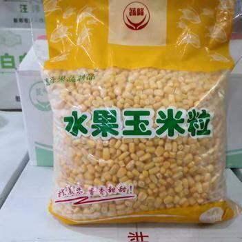 速凍玉米粒 速凍水果玉米粒 甜玉米粒 純干玉米粒