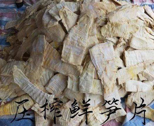 江西省撫州市黎川縣火鍋筍片 壓榨鮮筍片