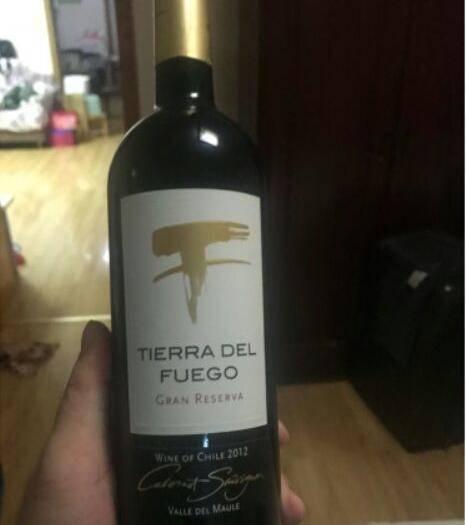 上海市嘉定區 智利火地島特級珍藏赤霞珠紅葡萄酒原瓶原裝進口紅酒 現貨