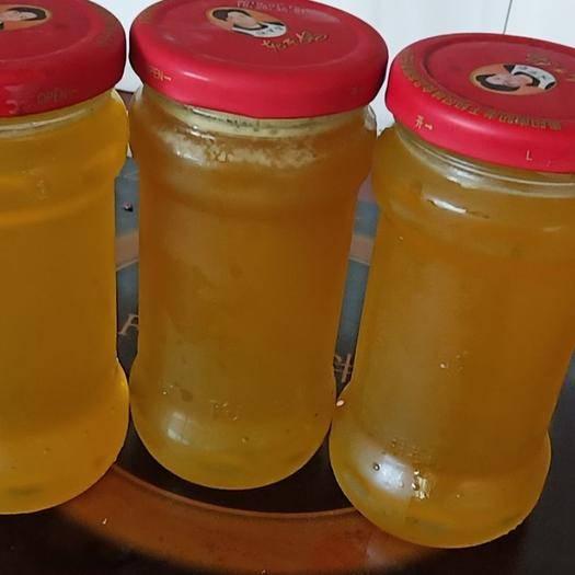 贵州省黔南布依族苗族自治州贵定县土蜂蜜 玻璃瓶装 2年 80%以上