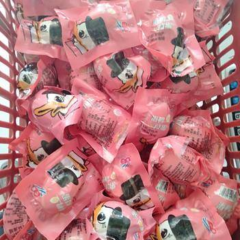 廣西北部灣正宗紅樹林 烤海鴨蛋(破殼)凹凸咸蛋
