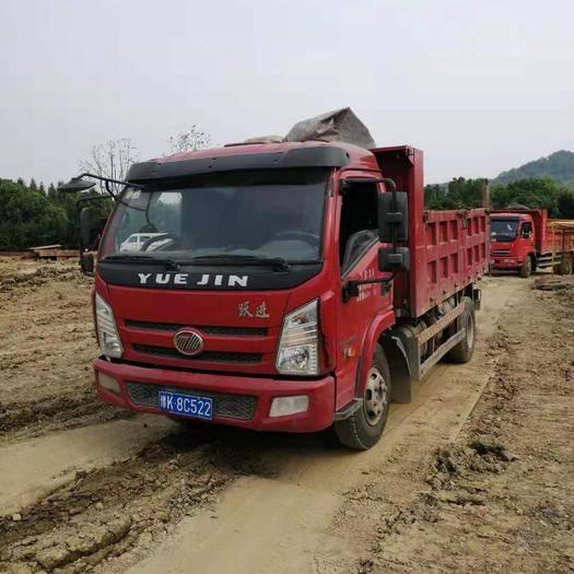 浙江省杭州市富阳区自卸车 跃进精品工程自卸