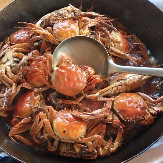 黑龙江省大庆市红岗区盘锦河蟹 有需要螃蟹的尽快联系了